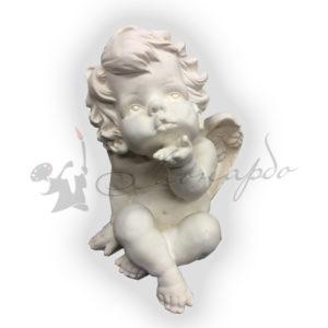 Форма для фигуры ангел с воздушным поцелуем