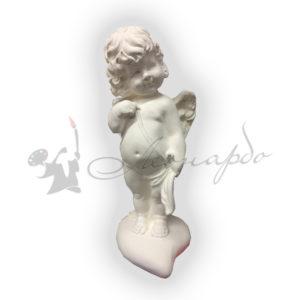 Форма для фигуры купидон на сердце