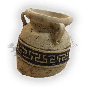 Форма силиконовая для изготовления кашпо в виде античной амфоры