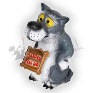 Форма для изготовления фигуры волка заходи если чё