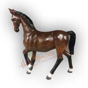 Форма силиконовая для садовой фигуры лошадь