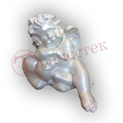 Форма силиконовая для изготовления ангела с сердцем