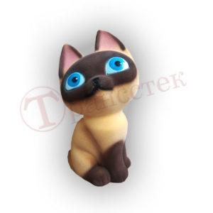 Форма силиконовая для изготовления котенка из мультфильма