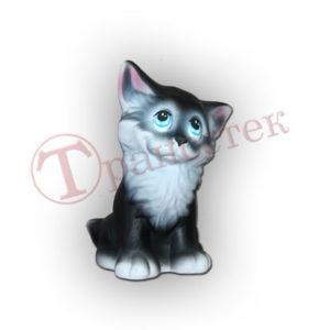 Форма для гипсовой копилки кот мечтатель